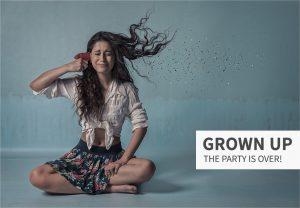 GROWN UP (1/13) - THE HEADSHOT