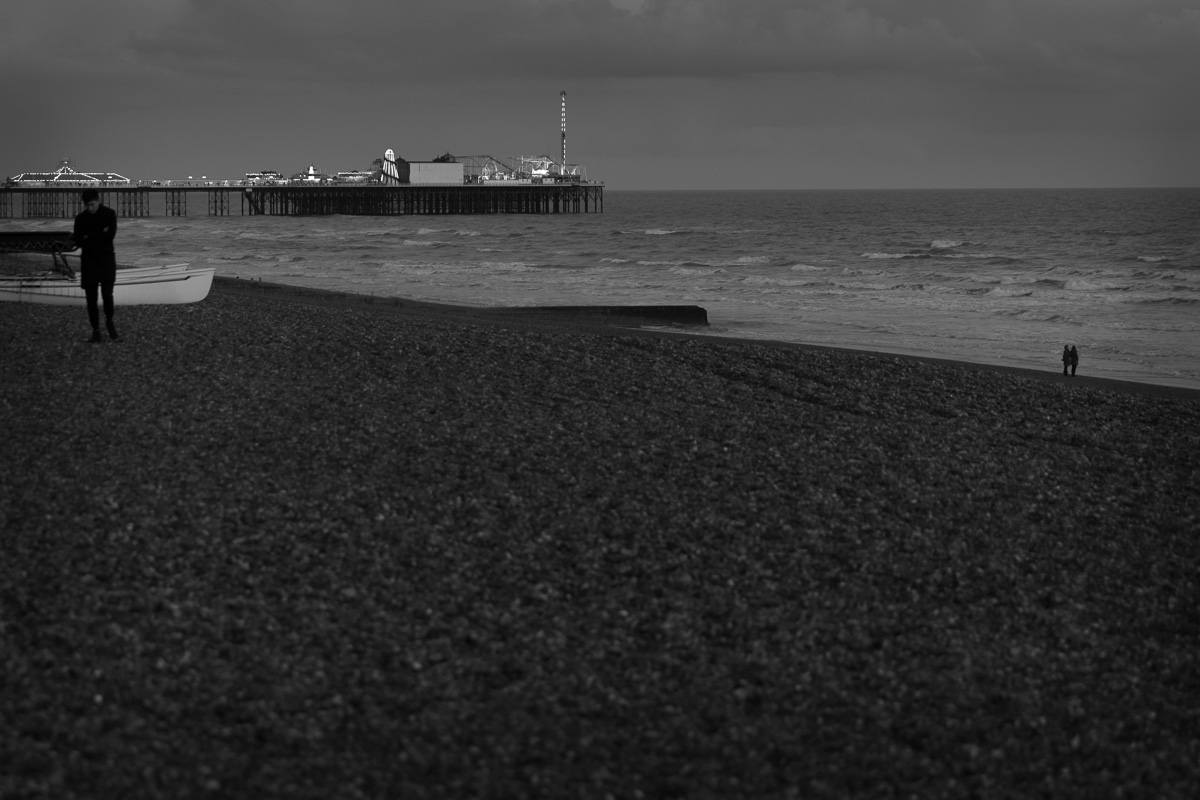 PLACES - Brighton II - by Marc Rodenberg