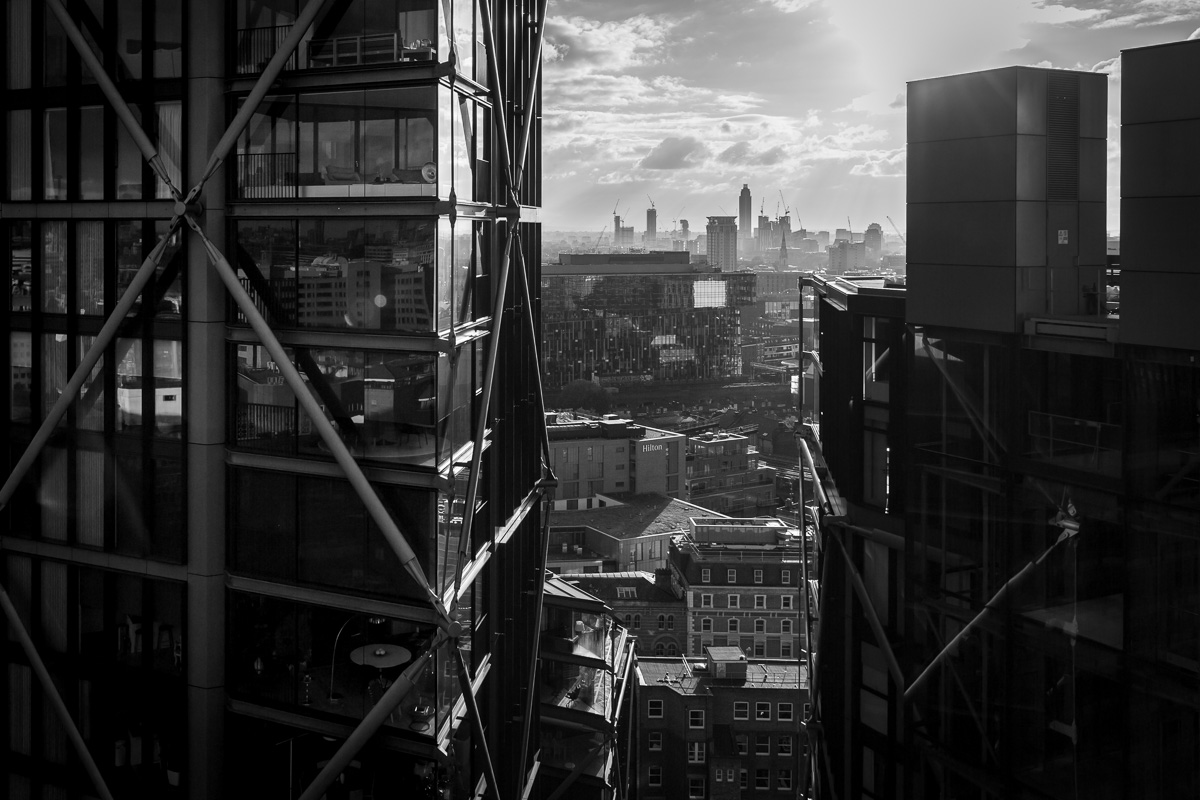 PLACES - London I - by Marc Rodenberg